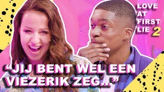 Welke YOUTUBER zou DÉFANO HOLWIJN door de KAMER SLINGEREN? | Love at First Lie - CONCENTRATE VELVET