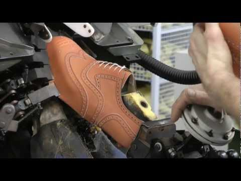 Cheaney: Making an English shoe, with William Church