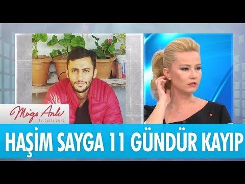 Haşim Sayga İstanbul'da kayboldu! - Müge Anlı İle Tatlı Sert 23 Ocak 2018