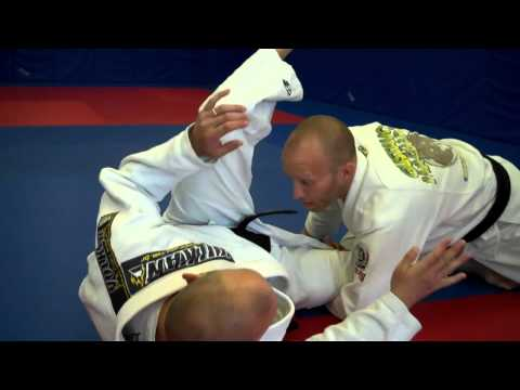 De La  Riva Guard Sweeps - Pendergrass Academy of Martial Arts Wake Forest, NC Image 1