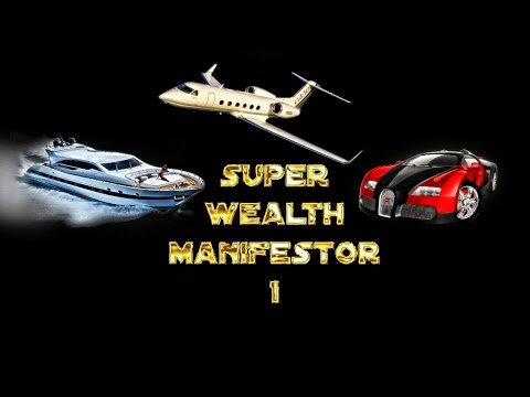 Super Wealth Manifestor 1