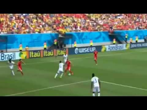 Honduras vs Switzerland 0-3 All Goals World Cup 2014