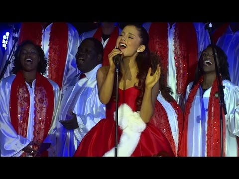 "Ariana Grande - ""O Holy Night"" (Live In Los Angeles 11-10-12)"