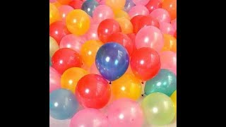 """""""The Balloon Show"""" Learning Colours Pop the Balloons #Fun GAMES!!!"""