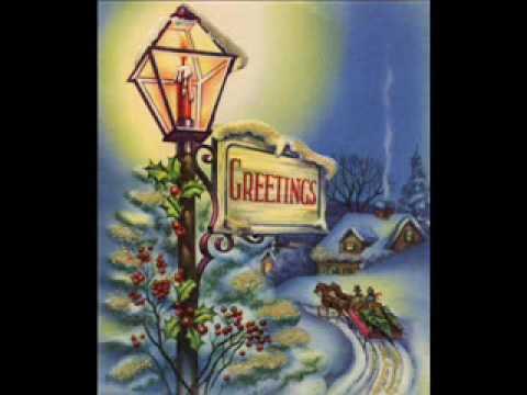Vintage Greeting Card Images Christmas Vol 7