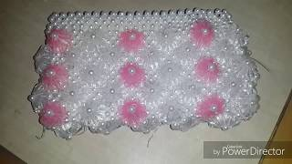 how to make beaded bokul beg (part-1)