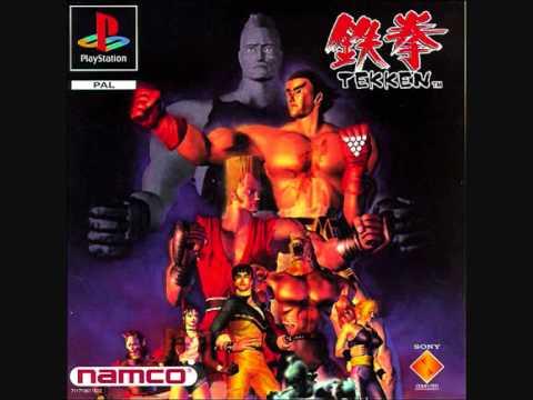 Tekken 1: Stadium Theme