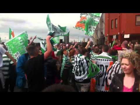 Celtic - Scottish Football Champions 2011-2012