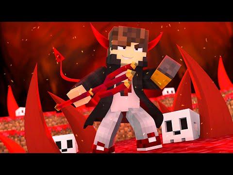 Minecraft: BINGOPVP - ITENS DEMONÍACOS - ? JUAUM ?