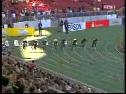 asafa powell 2006 stuttgart 100m 9.89