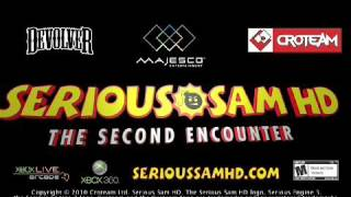 Serious Sam HD_ The Second Encounter  - Launch Trailer | HD