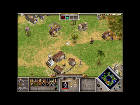 Ensinando A jogar no dificil - Age Of Mythology