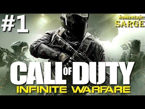 Zagrajmy w Call of Duty: Infinite Warfare [60 fps] odc. 1 - Futurystyczny konflikt w kosmosie