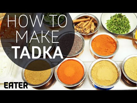 How to Make the Curry Base for Any Indian Dish (with Babu Ji Chef Jessi Singh)