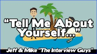 Tell Me About Yourself - Good Answer To This Tough Interview Question