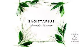 Plot twist, SAGITTARIUS December Overview (Happy Birthday!)