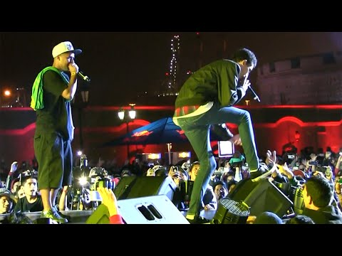 Freestyle RamsÉs Y El Paisa Red Bull Batalla De Los Gallos 2014 Perú video