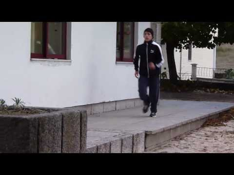 Parkour Penedono - Simple training day