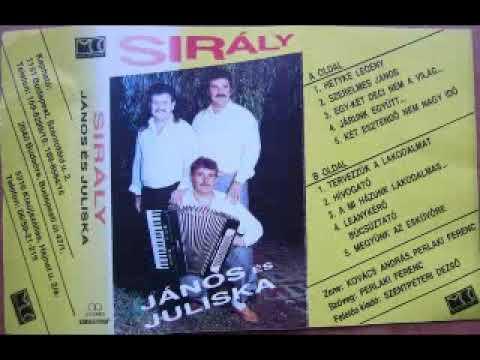 Sirály Együttes - János és Juliska Kazetta Album Flac 1989  Fajka Pityu