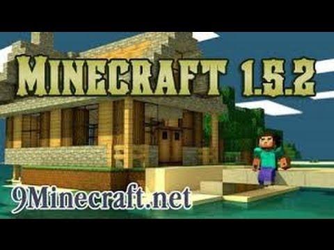 Como Descargar MINECRAFT 1.5.2 Actualizable En Español (1 LINK) HD 2013