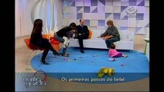 PEDIATRIA - Como estimular corretamente a criança a andar?