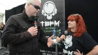 Anti Flag TBFM Interview Download Festival 2016