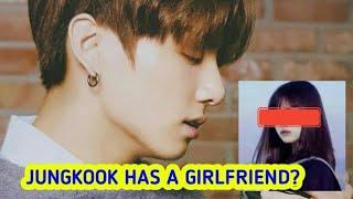 [BREAKING NEWS] BTS Jungkook rumored girlfriend goes public