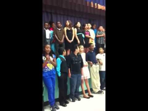 Graduación de 4 gr. Oakhaven Elementary School