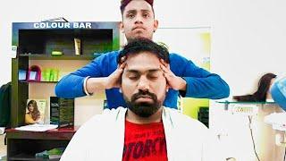 Asmr head massage( Soothing)