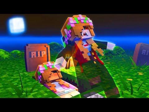 Майнкрафт Выживание Как Стать Вампиром в Майнкрафт 2017 Minecraft #для детей #мультик игра и Дети