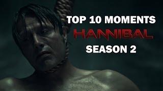 Hannibal Season 2 - Top Moments