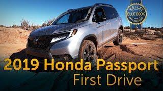 2019 Honda Passport - First Drive