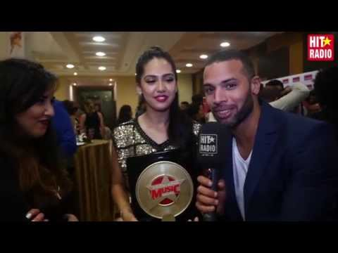 Interview des artistes au MMMA 2015 avec HIT RADIO