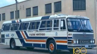 100 Anos de Ônibus Scania