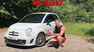 Brutally Honest Review: Fiat 500 Abarth