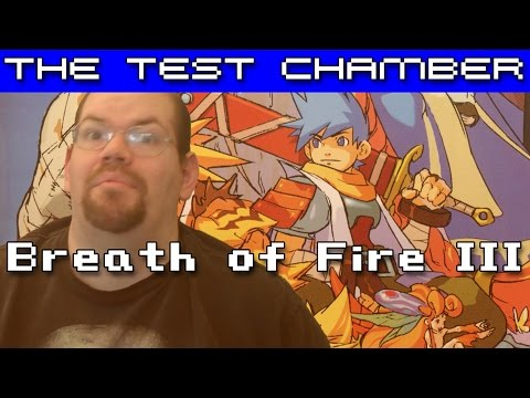 Breath of Fire III - The Test Chamber