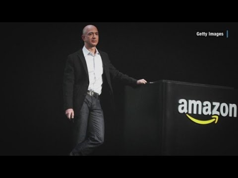 Jeff Bezos in 90 Seconds