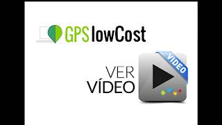 Video gps lowcost