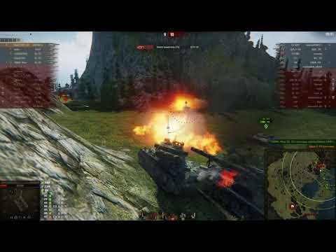 AMX M4 mle. 54, Тихий берег, Стандартный бой