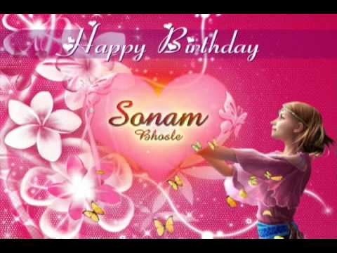 Sonam this is for u! - YouTube