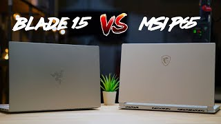Razer Blade 15 vs MSI P65 Creator - Which Laptop is Better!?