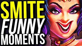 80% CDR DISCORDIA IS STUPID! - SMITE FUNNY MOMENTS