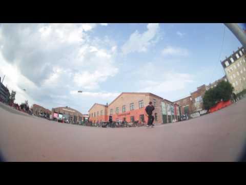 Quartersnacks — Keep Skateboarding Romantic