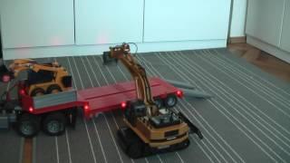 Rc bagr a kamion 2