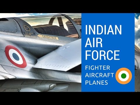 Indian Air Force Fighter Aircraft Plane