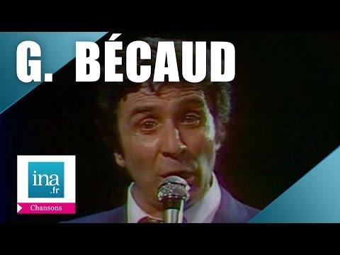 Gilbert Bécaud - La ville