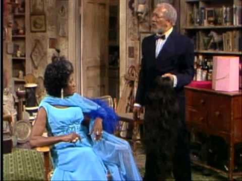 Watch Sandford and Son  Fred Vs Aunt Esther