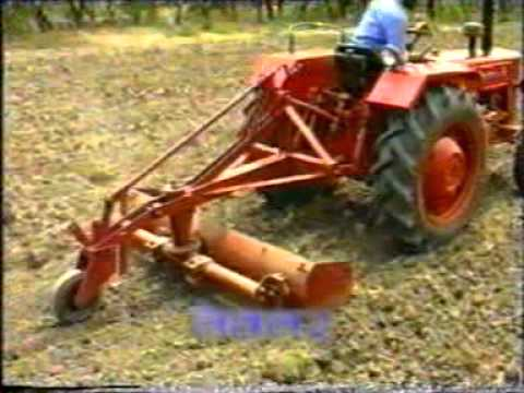 AGRICULTURE MACHINERY USED IN MADHYA PRADESH , INDIA