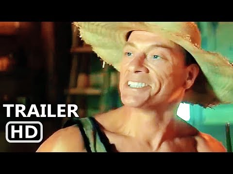 JEAN CLAUDE VAN JOHNSON All The Clips (2017) Van Damme, TV Show HD
