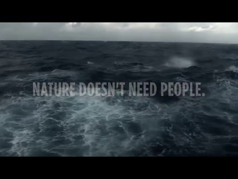 Nature Is Speaking – Harrison Ford is The Ocean   Conservation International CI